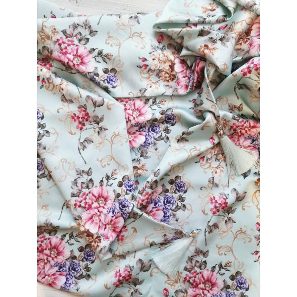 Шелковый платок FL-2001