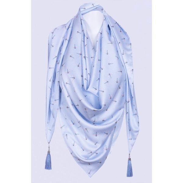 Шелковый платок FL-2007