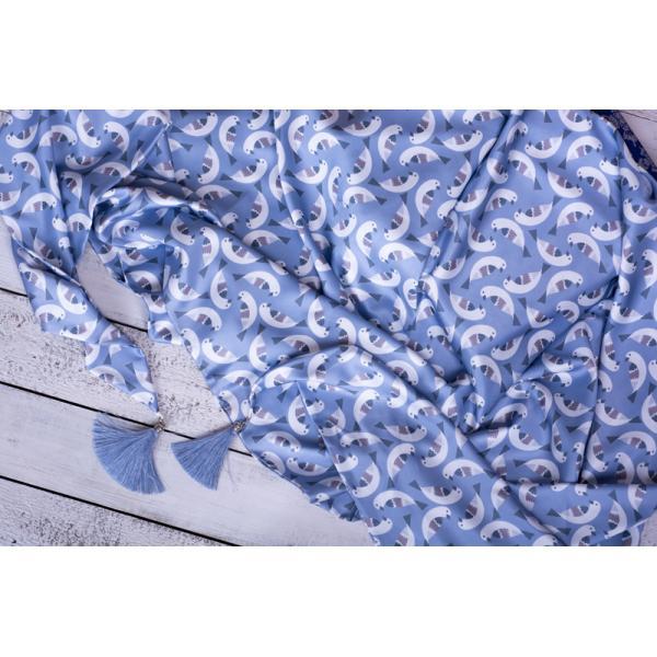 Шелковый платок FL-2018