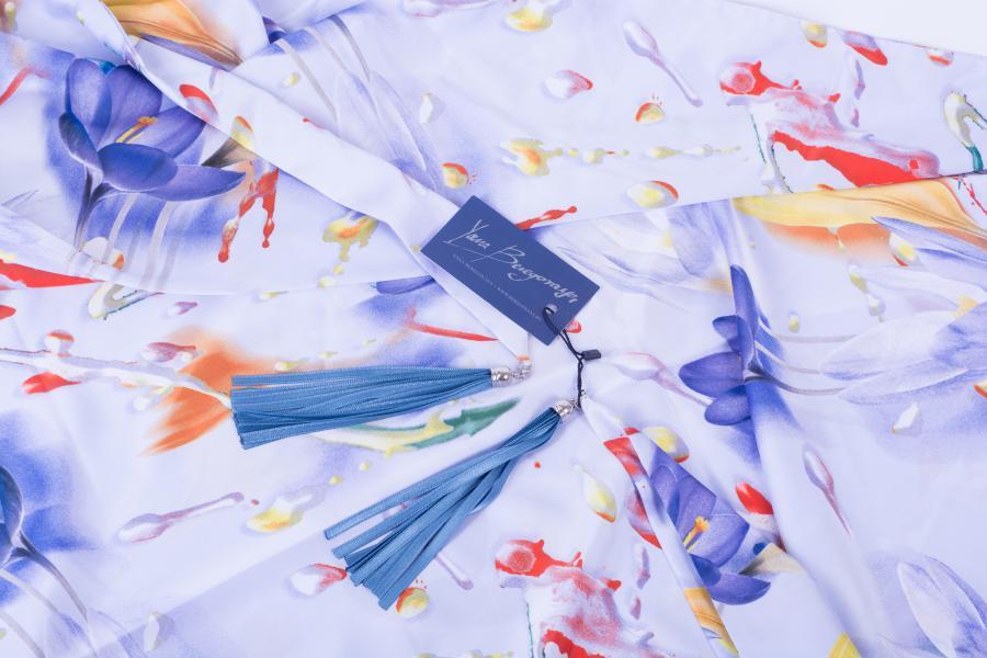 Шелковый платок СА-102