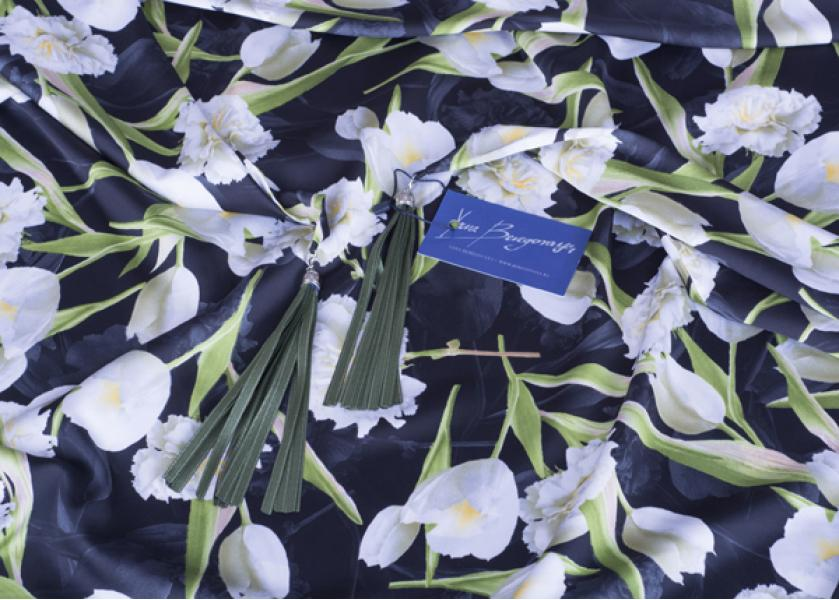 Шелковый платок СА-111