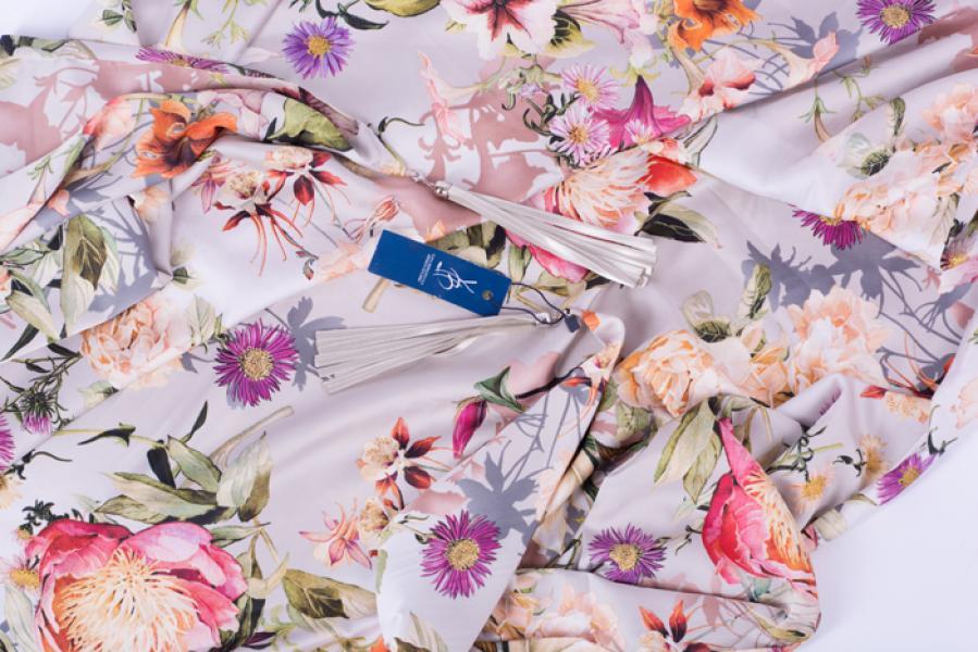 Шелковый платок СА-118