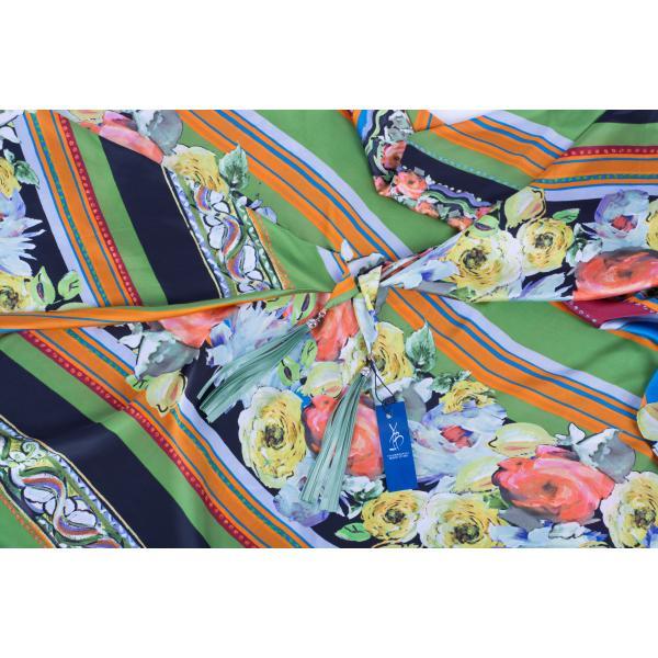 Шелковый платок HF-501-8