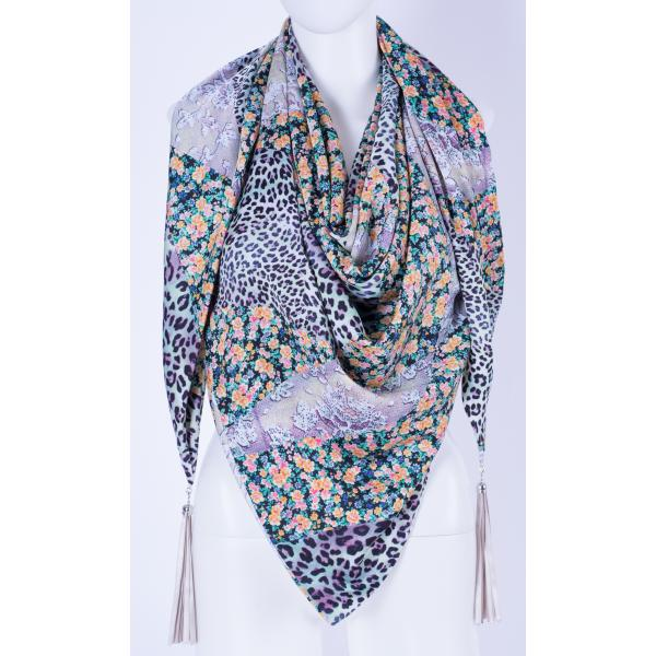 Шелковый платок HL-900-1