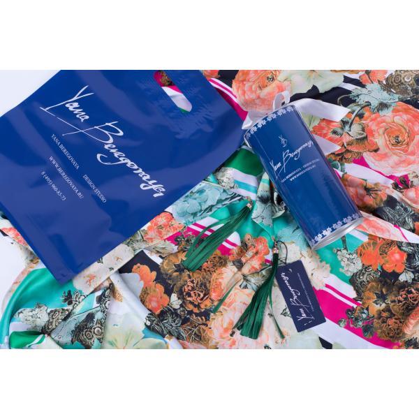 Шелковый платок HL-801