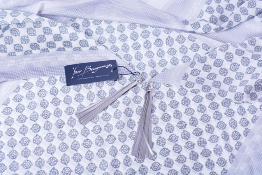 Шелковый платок HL-501-7