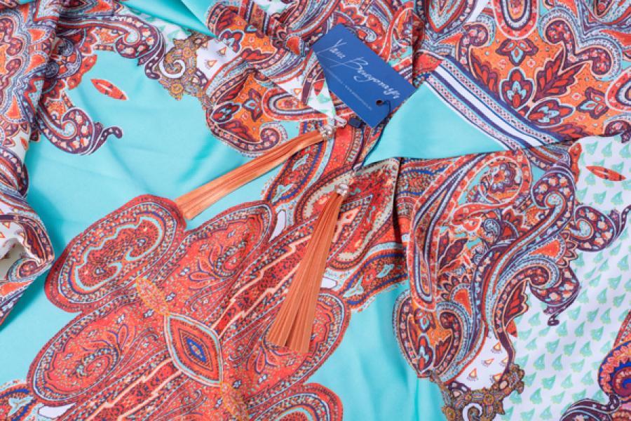 Шелковый платок HL-900-11