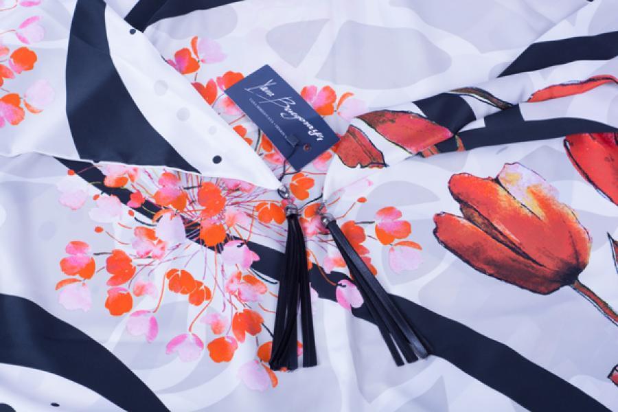 Шелковый платок  HL-900-23