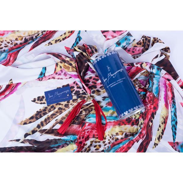 Шелковый платок L-500