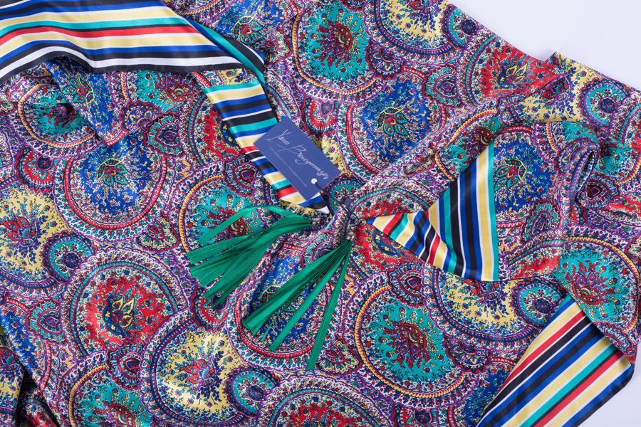 Шелковый платок P-300