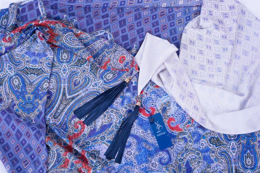 Шелковые платки  SH-100-2