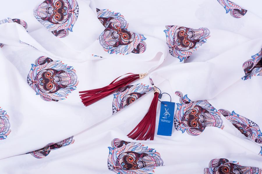 Шелковый платок SH-100-28