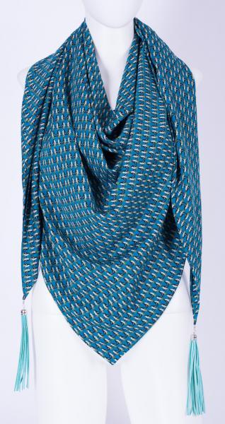 Теплый платок  ВЗ-901-1