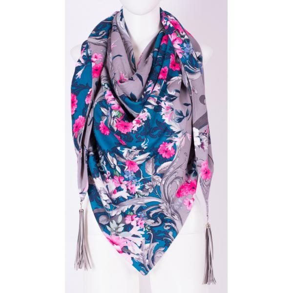 Теплый платок ВЗ-701-4