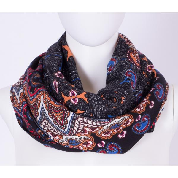 Теплый платок ВЗ-601-12