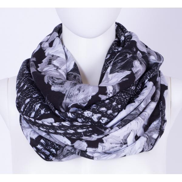 Теплый платок ВЗ-701-12