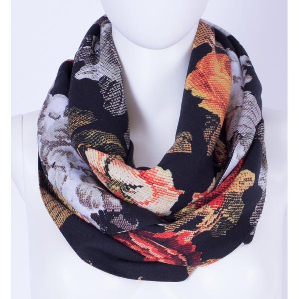 Теплый платок  ВЗ-701-10