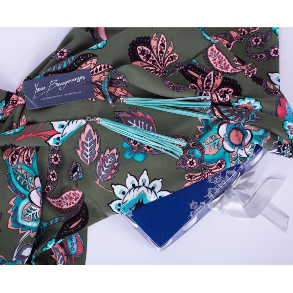 Теплый платок ВЗ-801-1