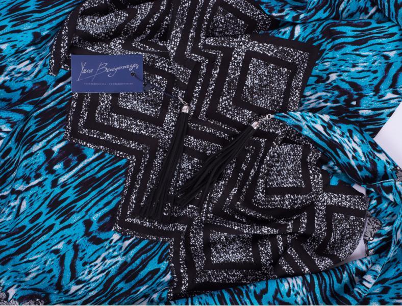 Теплый платок ВЗ-901-5