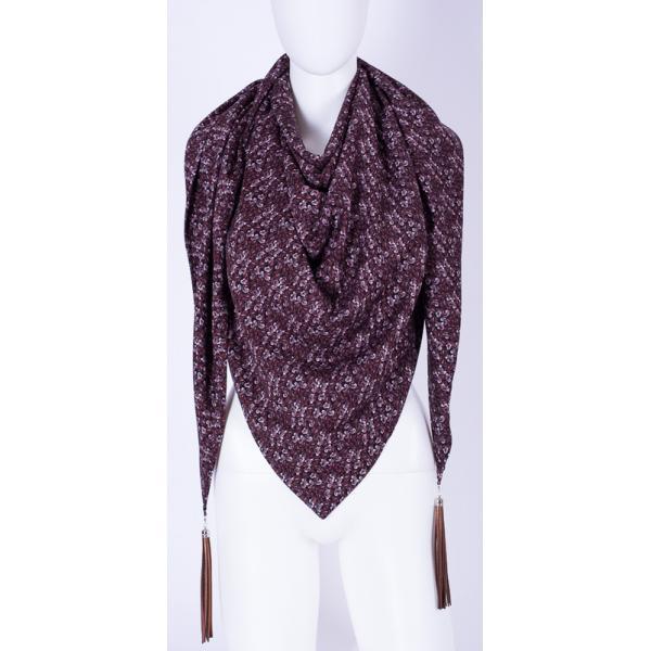 Теплый платок ВЗ-901-16