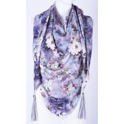 Платок Purpleflowers
