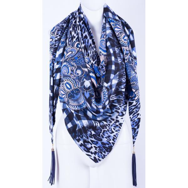 Теплый платок ВЗ-801-11