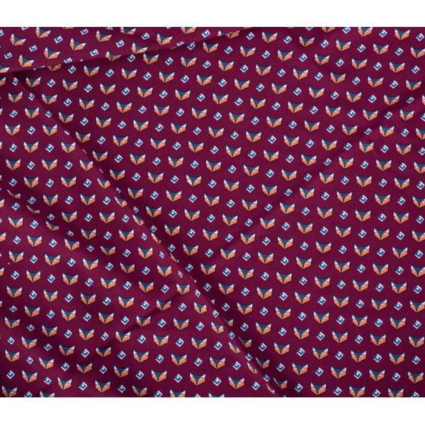 Теплый платок #RedFox ВЗ-901-12