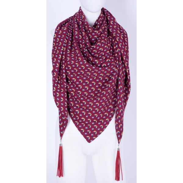 Теплый платок  ВЗ-901-12