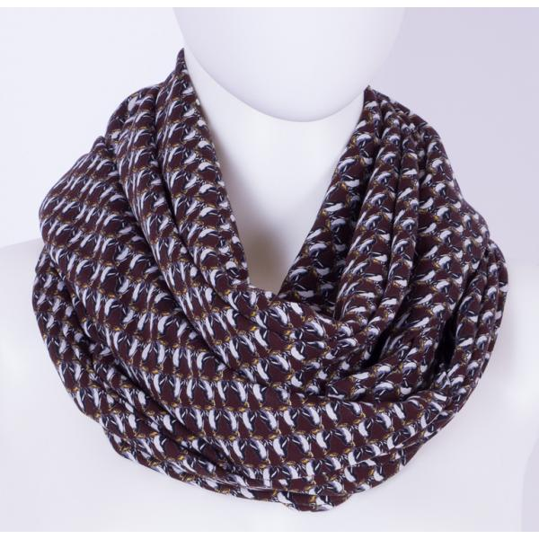 Теплый платок  ВЗ-901-13