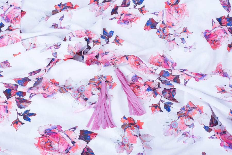 Вискозный платок СА-114