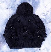 Шапка  ШВ-3/3 черная