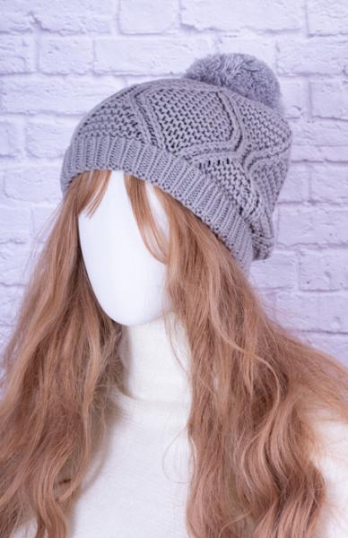 Трикотажная шапка ШВ-1