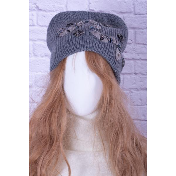 Трикотажная шапка ШЗ-1