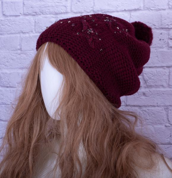 Трикотажная шапка ШВ-4-4