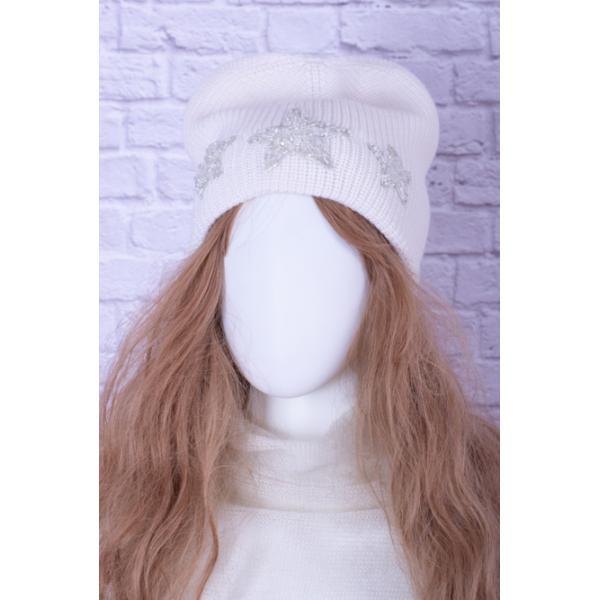 Трикотажная шапка ШВ-5